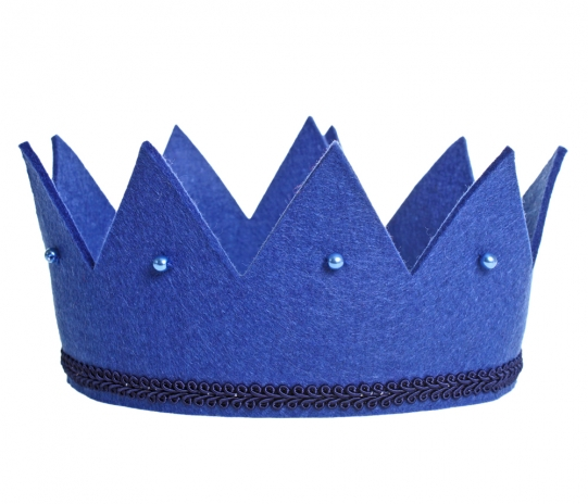 crown blue