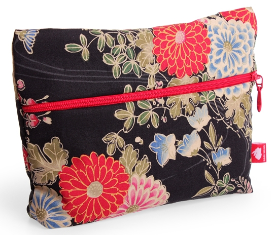 Make-Up Bag Black