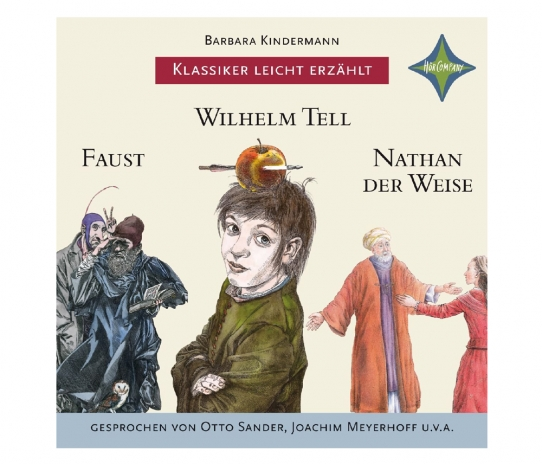 Faust, Tell, Nathan d. Weise