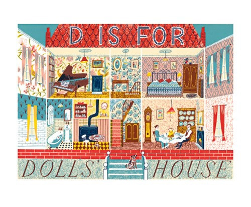 Dollhouse Card