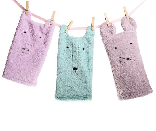facecloth animal