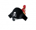 Pirate Hat with Eye Patch