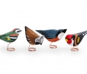 Wooden Singing Birds