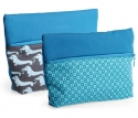 Make-Up Bag Blue