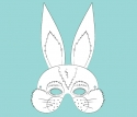 Bunny Mask to Download