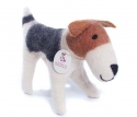 Felt Dog Foxterrier