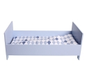Doll's Bed, blue