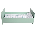 Doll's Bed, green