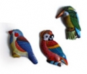 Brooches Birds