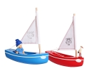 Small Sailing Boat