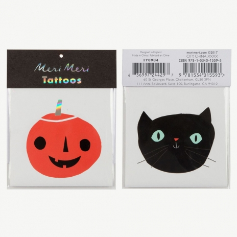 Tattoos Halloween